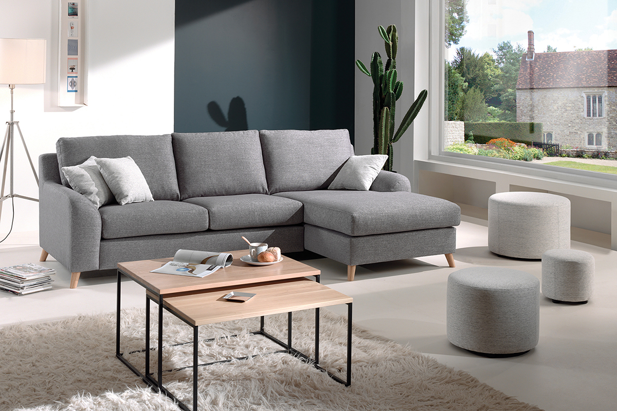 Louis Chaise Group Sofa - Romerils