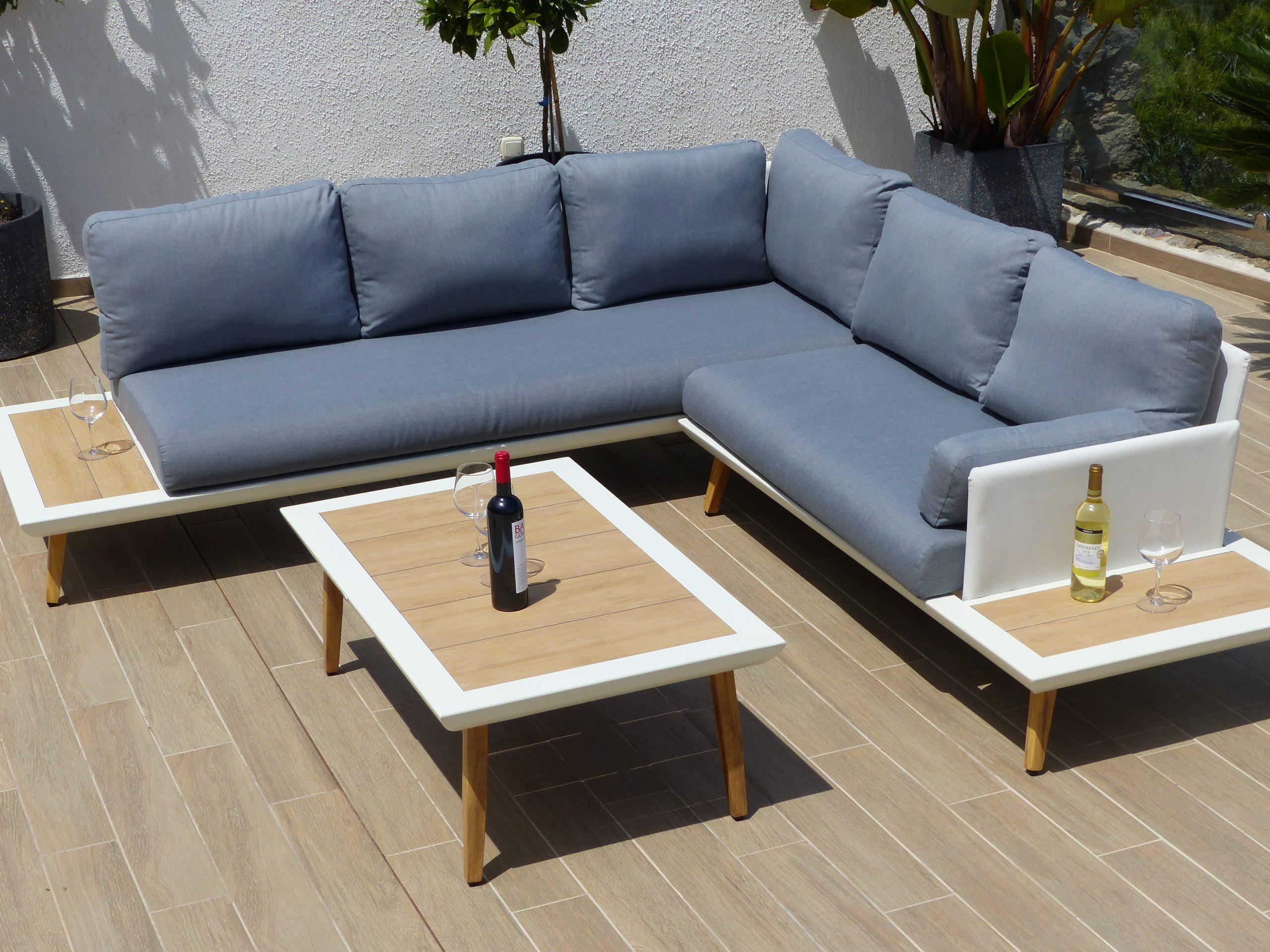 New Oceans Elite Corner Sofa - Romerils