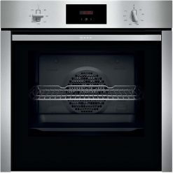 Neff N30 Slide&Hide™ B3CCC0AN0B Built In Electric Single Oven - Stainless Steel