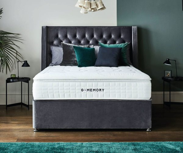 Sleepeezee-G3-Graphite-Memory-Mattress