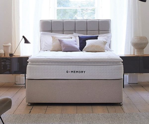 Sleepeezee-G4-Graphite-Memory-Mattress